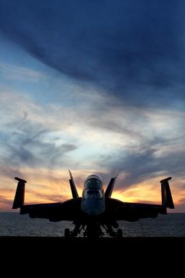 © Jamie Ewan - Boeing F/A-18F Super Hornet 166661 - USS Dwight D Eisenhower