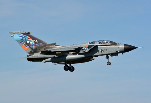 © Niall Paterson - WTD-61 Tornado Visits Lossiemouth - AeroResource 2016 Highlights