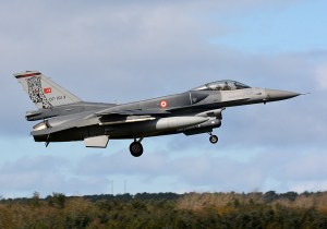 © Niall Paterson - Turkish F-16s for Joint Warrior 16-1 - AeroResource 2016 Highlights