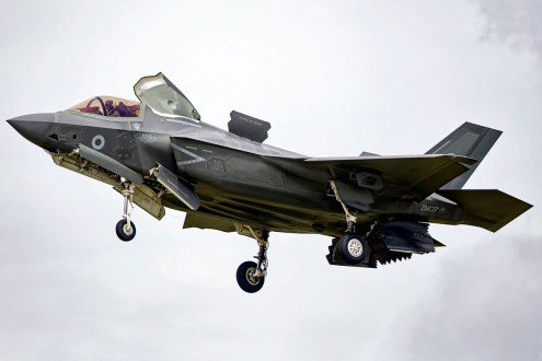 © Mark Kwiatkowski - First RAF F-35 to land on UK soil - AeroResource 2016 Highlights