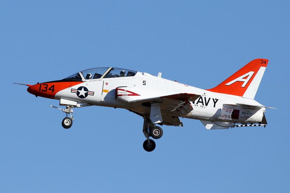 ©Mark Forest - McDonnell Douglas T-45C Goshawk 165477 TAW-1 - US Naval Air Training Command
