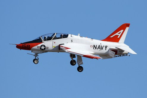 © Mark Forest - McDonnell Douglas T-45C Goshawk 165600 TAW-1 - US Naval Air Training Command