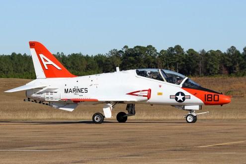 ©Mark Forest - McDonnell Douglas T-45C Goshawk 165622 TAW-1 - US Naval Air Training Command