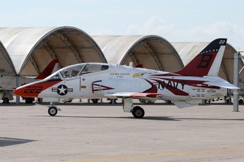 ©Mark Forest - McDonnell Douglas T-45C Goshawk 167100 TAW-2 - US Naval Air Training Command