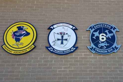 © Mark Forest - TAW-5 Squadron Badges - US Naval Air Training Command