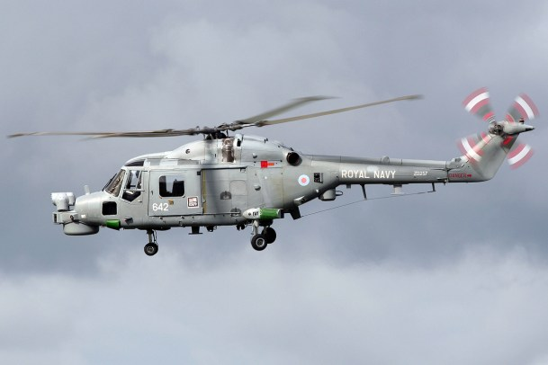 © Mark Kwiatkowski - Westland Lynx HMA8 ZD257 - Royal Navy Lynx Retirement