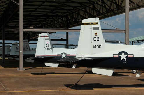 ©Mark Forest - Raytheon Beech T-6A Texan II - US Air Force Air Education and Training Command
