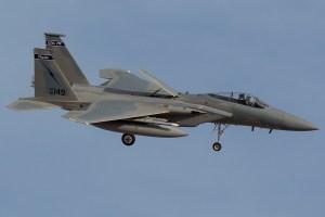 © Kevin Bell - USAF F-15C 86-0149 - Red Flag 17-1
