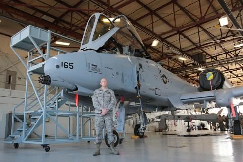 ©Mark Forest - Fairchild Republic A-10A Thunderbolt II 80-0165 - US Air Force Air Education and Training Command