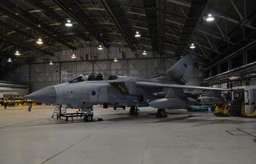 © Niall Paterson - Panavia Tornado GR4 ZA588 - XV(R) Squadron Photo Event