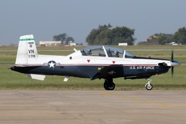 ©Mark Forest - Raytheon T-6A Texan II 04-3715 - US Air Force Air Education and Training Command