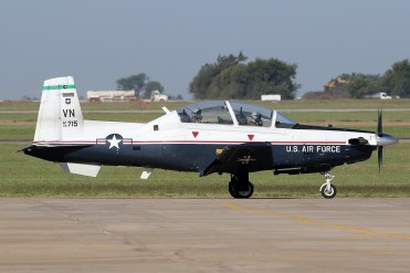 © Mark Forest - Raytheon T-6A Texan II 04-3715 - US Air Force Air Education and Training Command