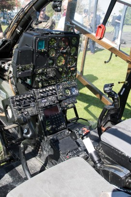 © Adam Duffield - Cockpit of French ALAT SA.342M Gazelle GEC / 4207 - Gazelle 50th Anniversary Fly-in