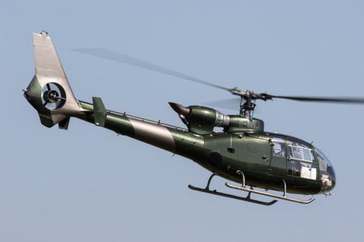 © Adam Duffield - Westland WA.341C HT.2 G-SIVJ / ZB649 - Gazelle 50th Anniversary Fly-in
