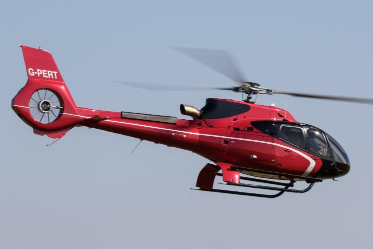 © Adam Duffield - Eurocopter EC-120 G-PERT - Gazelle 50th Anniversary Fly-in