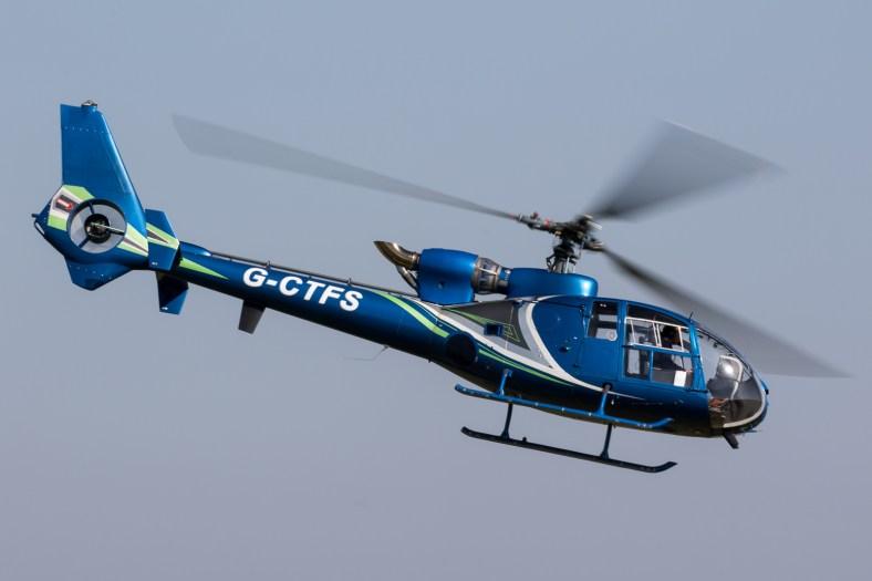 © Adam Duffield - Westland WA.341C HT.2 G-CFTS / XW857 - Gazelle 50th Anniversary Fly-in