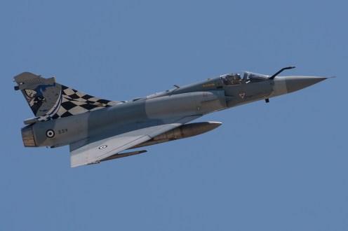 ©Duncan Monk - Hellenic Air Force Mirage 2000EG 239 - Larissa AB