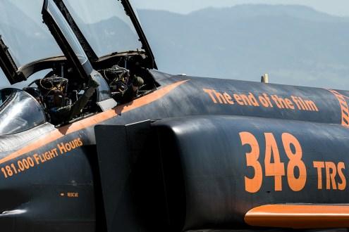 ©Duncan Monk - Hellenic Air Force RF-4E 69-7499 - Larissa AB