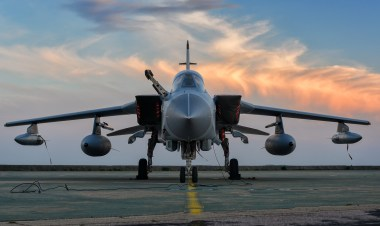 © Mark Ranger - Panavia Tornado GR4 ZA447 - RAF Marham Enthusiasts Event 2017