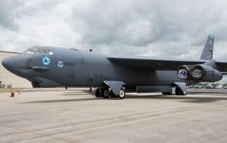 © Duncan Monk - B-52H 61-0002 - USAF Bomber Deployment RAF Fairford