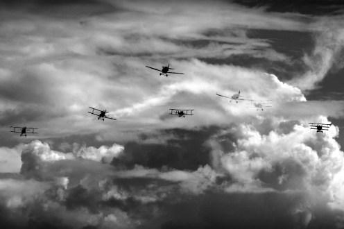 © Jamie Ewan - Great War Display Team - Abingdon Air and Country Show 2017