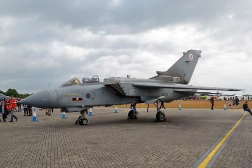 © Niall Paterson - Royal Air Force Panavia Tornado GR4 - RAF Cosford Air Show 2017