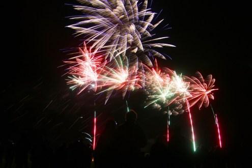 © Jamie Ewan - Lincolnshire Aviation Heritage Centre Night run and Fireworks 2017 - East Kirkby Season Finale