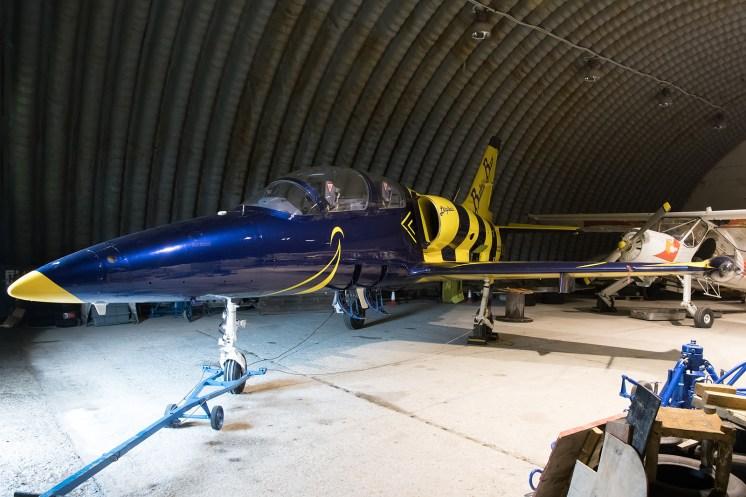 © Duncan Monk - Aero Vodochody L-39C Albatross YL-KSL Baltic Bees - Baltic Bees Jet Team
