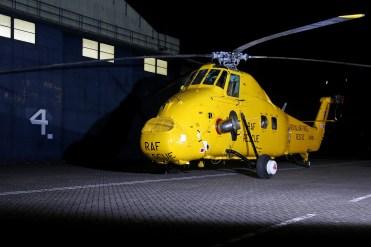 © Jamie Ewan - Westland Wessex HC.2 XR498 - RAF Cosford Nightshoot