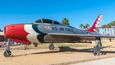 © Doug Monk - Luke AFB Heritage Park F-84F - Luke AFB Airshow 2018