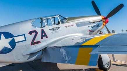 © Doug Monk - P-51 Mustang - Luke AFB Airshow 2018