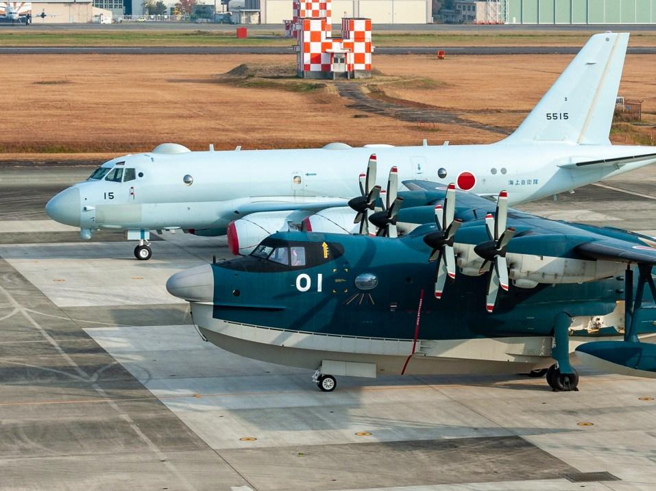 ©Doug Monk - JMSDF Atsugi Kawasaki P-1