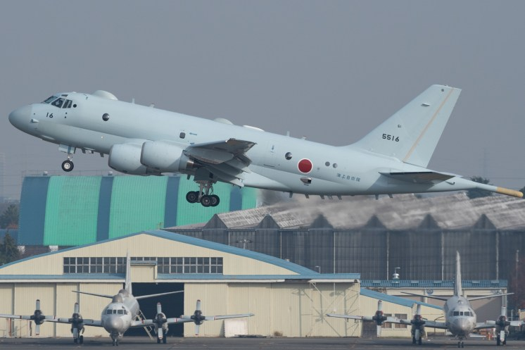 ©Duncan Monk - Kawasaki P-1 5516 - JMSDF Atsugi Kawasaki P-1