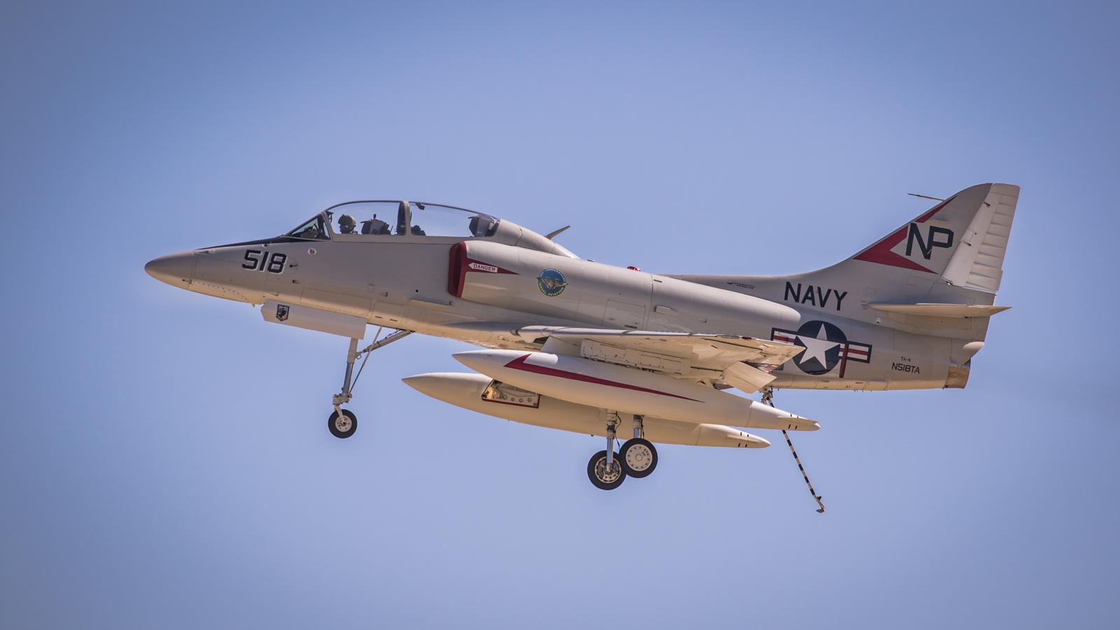 © David J Bray - NAS Lemoore Airshow