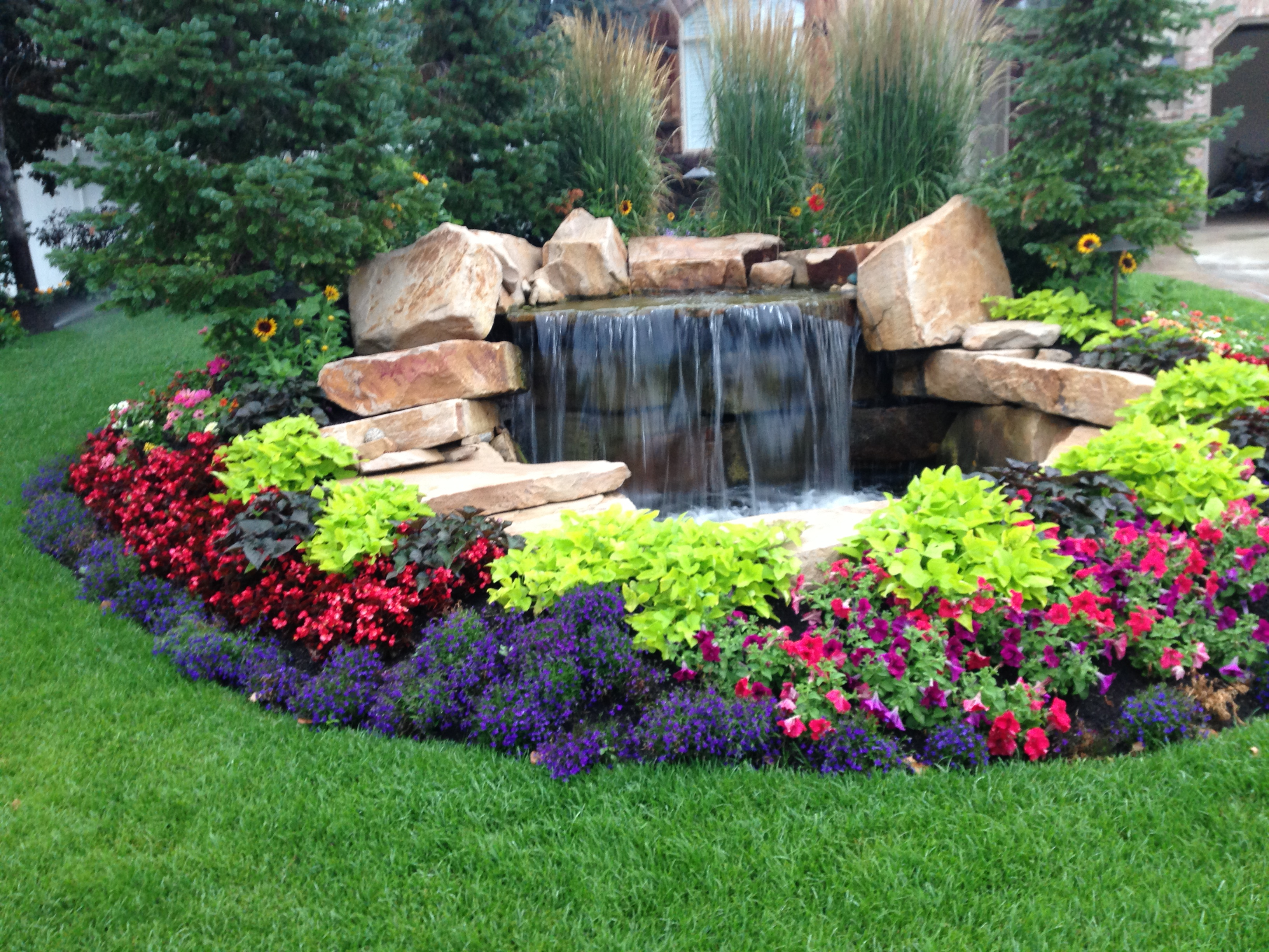 Large Yard Landscape Designers Daybreak | Landscape Design ... on Landscape Design Ideas  id=18400