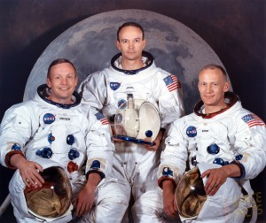 Apollo 11 Crew Picture