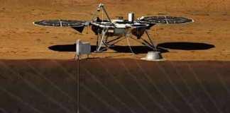 Mars Insight Lander Picture