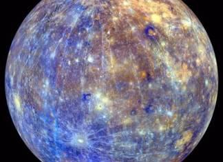Planet Mercury Picture