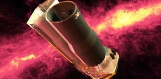 Spitzer Space Telescope Picture