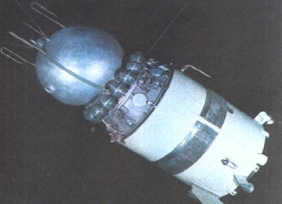 First Space Walk - Alexei Leonov - Voskhod Spacecraft
