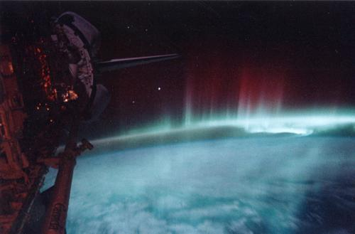 Aurora Space Shuttle Picture