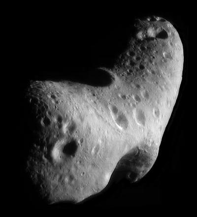 Eros Asteroid Image