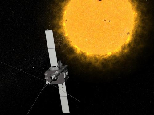 STEREO Spaceraft Picture - Solar Terrestrial Relations Observatory