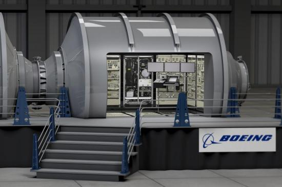 Boeing Prototype Space Habitation Module