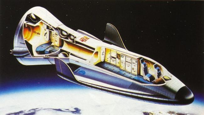 Hermes Space Plane
