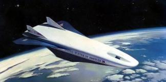 X-30 Picture