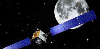 Smart-1 Spacecraft Picture
