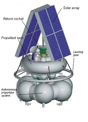 Phobos Grunt Picture - Russian sample return mission
