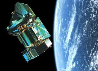 Herschel Space Observatory - space based telescope