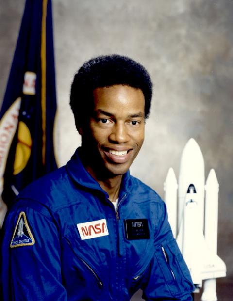Guion Bluford Picture - First African American in space